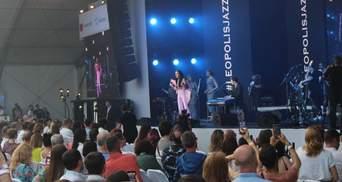 Leopolis Jazz Fest 2021: феерическое закрытие юбилейного фестиваля и Джамала на сцене
