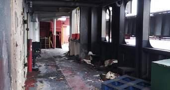 Пожар на судне возле Шри-Ланки: МИД проверяет информацию о погибшем украинце