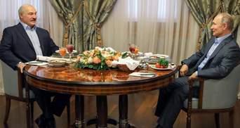 К Лукашенко пришла беда из России
