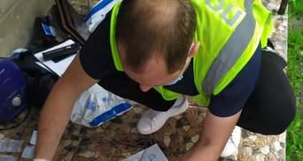 На Львівщині затримали наркодилера з 1,5 кілограмами канабісу та амфетаміном: фото