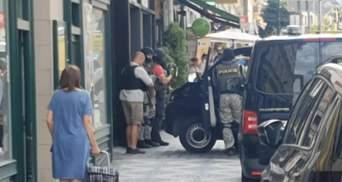 В центре Праги стрельба: один человек ранен, подозреваемый скрылся