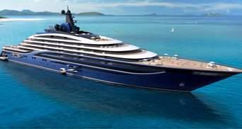 У Норвегії будують найбільшу яхту у світі з апартаментами від 11 мільйонів доларів: фото