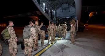 Немецкие военные покинули Афганистан