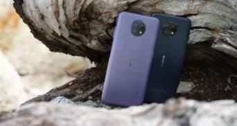Сверхмощные, современные и доступные: в Украине появились новые смартфоны Nokia – G10 и G20