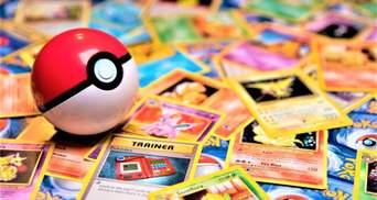 Британець знайшов у коморі колекційні карткиPokemon: вони коштують шалених грошей