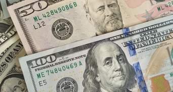 Курс валют на 1 липня: скільки коштують долар та євро
