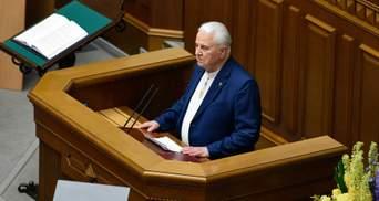 В ОПУ відповіли, чи замінять Кравчука у ТКГ через проблеми зі здоров'ям