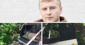 В Харькове подстрелили участника АТО Мошенского: свидетели рассказали детали