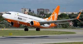 Лоукостер SkyUp літатиме з Одеси до грецького міста Салоніки