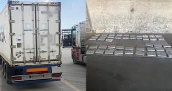 В контейнері з бананами: на Одещині викрили партію наркотиків на 10 мільйонів доларів