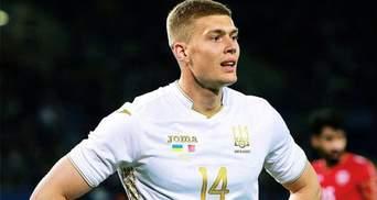 Уже родился футболистом, – отец героя матча Украина – Швеция Довбика о его детстве