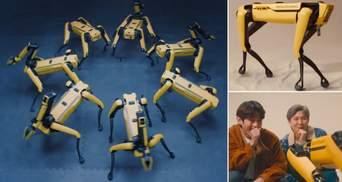 Тепер під кей-поп: робопси Boston Dynamics знову пустились у танок – відео