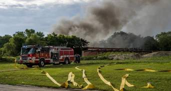 Аномальная жара и масштабный лесной пожар в Канаде: более 130 жертв