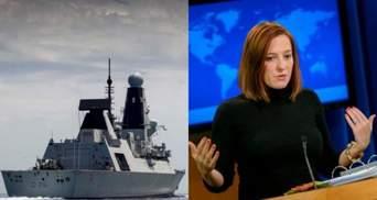У Білому домі відреагували на слова Путіна про інцидент в Чорному морі