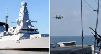Російські провокації в Чорному морі: Франція підтримала Британію та Нідерланди