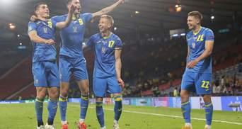 Футболисты сборной заговорили на украинском после критики в сторону Довбика