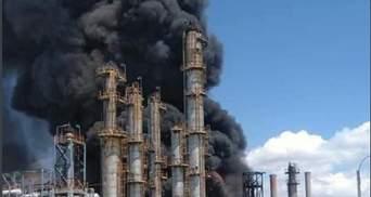 На крупнейшем нефтеперерабатывающем заводе Румынии прогремел взрыв: есть жертва