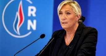 Пророссийские политики из Франции, Италии и других стран заявили об объединении в Европарламенте