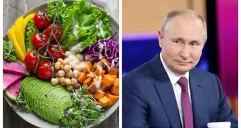 Росія суттєво доповнила список заборонених українських продуктів: чим саме