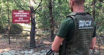 Сталкеры из Германии и Польши проникли в Чернобыль: их задержали