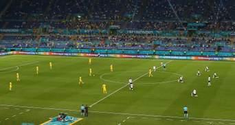 Black Lives Matter: Украина не встала на колени перед матчем против Англии