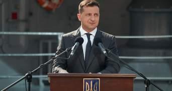 Украина не допустит ограничения свободы судоходства в Черном море, – Зеленский