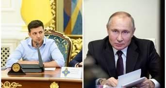 Поведение неудачное, – в Кремле объяснили, почему Зеленский их разочаровал