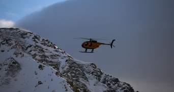 Заблукали у горах: в Альпах на смерть замерзли дві туристки