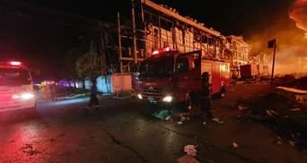 У Таїланді прогримів вибух на хімзаводі: постраждали десятки людей