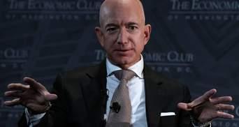 Кінець епохи Джеффа Безоса в Amazon: яким був шлях мільярдера до вершини рейтингу Forbes