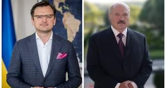 Граница открыта, а контрабанды оружия не было, – Кулеба опроверг заявления Лукашенко