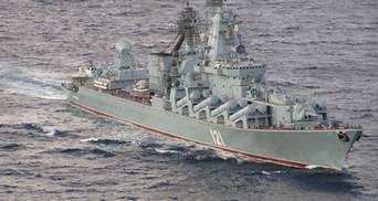 """На фоне учений """"Си Бриз"""": Россия перебрасывает свои корабли в Черное море"""