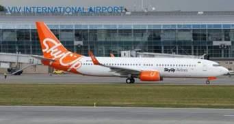 Авіакомпанія SkyUp розпочала здійснювати польоти зі Львова до Баку