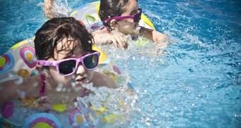 3-річна дівчинка ледь не потонула в надувному басейні на Харківщині