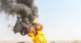 В Ірані стався вибух на нафтопроводі: є загиблі та постраждалі