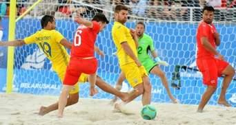 Швейцария заменит Украину на ЧМ по пляжному футболу в России