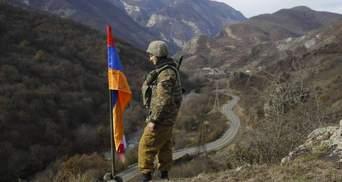 Вірменія та Азербайджан заявили про взаємні обстріли: є постраждалі