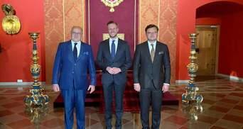 Литва та Польща підписали декларацію з підтримкою членства України в НАТО і ЄС