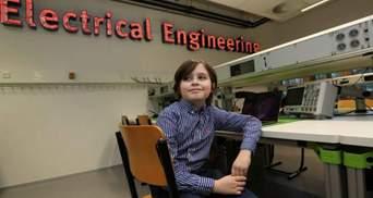 Моя мета – безсмертя: у Бельгії хлопець в 11 років отримав бакалавра з фізики