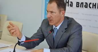 Экс-министра Рудьковского выпустили из-под стражи