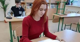 Пощастило з вчителями: як випускниця з прифронтового міста склала ЗНО з мови на 200 балів