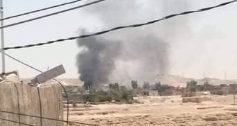 В Іраку обстріляли авіабазу з американськими військовими: є поранені