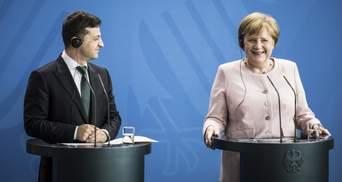 Угроза безопасности Украины и Европы: о чем Зеленский будет говорить с Меркель