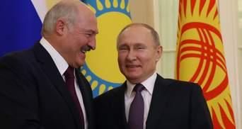 Лукашенко дал пощечину Кремлю