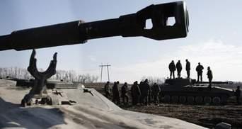 Десятки гаубиц и танков оккупантов – за пределами мест хранения, – миссия ОБСЕ