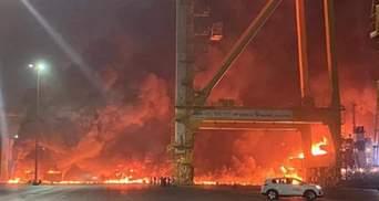 В Дубае прогремел мощный взрыв: жуткое видео