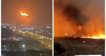 Потужний вибух у Дубаї: влада повідомила подробиці