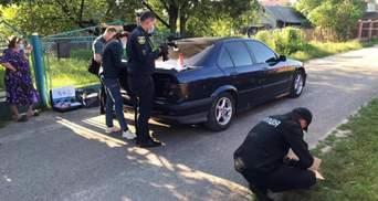 Неподалеку от Львова на таксиста напали с ножом: он попал в реанимацию – фото