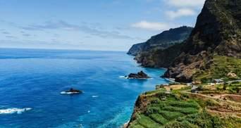 SkyUp запускає рейси на популярний португальський острів Мадейра