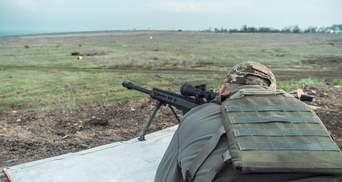Окупанти на Донбасі поранили українського воїна